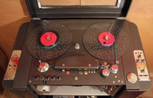 Магнитофон МЭЗ-28А (СССР)