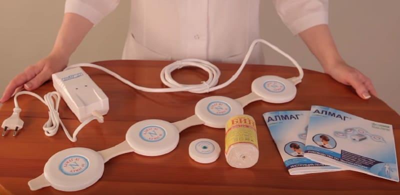 АЛМАГ - Аппарат для магнитоимпульсной терапии