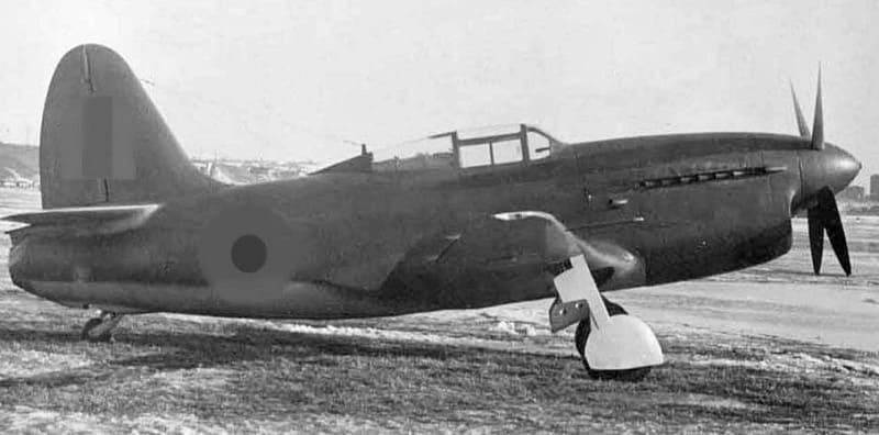 И-5 Советский истребитель