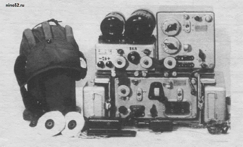 Переговорочное устройство для танка