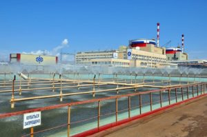 Ростовская атомная электростанция, Город Волгодонск, блок 1 и Блок 2