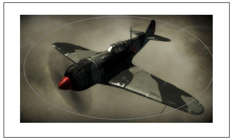 Истребитель МиГ Ла-7