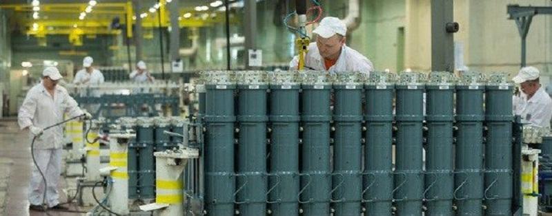 Газовые центрифуги 9 поколения